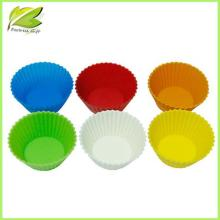 Silicone Muffin Cup|Cake Baking Cup Tray |Silicone Cup Cake| Egg Tart Mold| Make Portuguese Egg Tart