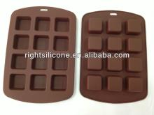 12 piece of chocolate mould