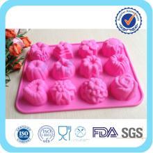 dark chocolate making equipment-silicone chocolate molds