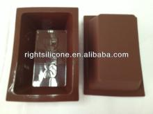Dove chocolate silicone mold -one hole