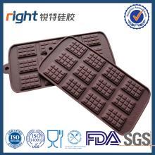 Silicone Chocolate Candy Bar Mold