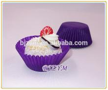 Wedding Purple Style Baking Tools for Cakes Decorations the Baking Cups, Cupcakes Liners