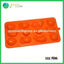 Hot selling food grade new design custom silicone moulds for cake decorations