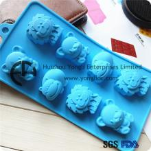 Cake Decorating Equipment China : Cake Decorating Supplies Animals Silicone Cake Mould ...