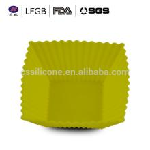 wholesale baking mold/ cupcake  baking molds/silicone cute egg tart mold/ cupcake   cup /cooking tools