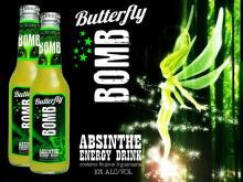 Absinthe  Energy   Drink  Mix
