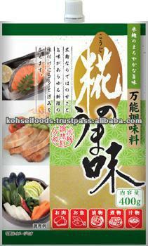 Multi-purpose Mature Japanese Fermented Rice Sauce - koji's Umami
