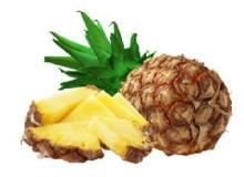 Pineapple Frozen Yogurt Powder