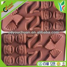 2014 china supplier wholesale  cake  decorating supplies high-heeled shoe shaped  cake  decorate  push  mo