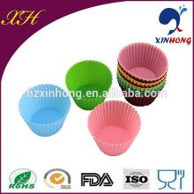 Silicone Baking Cups Manufacturers, Silicone Muffin Cups Suppliers,Cake Decoration