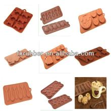 Professional Silicone Chocolate Bars Mould