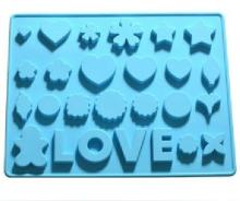 Love silicone cake decorating tools mould