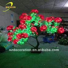 Gold supplier RS-TL106 christmas decoration  outdoor  lighted willow trees