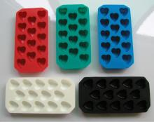 Promotion silicone easter egg cake mold