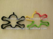 high quality hot sell silicone fried egg cookie cutter for mop promotion gift