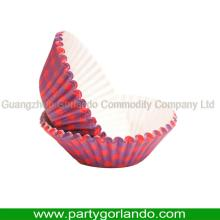 D.50xH.32mm 2C printing disposable paper  cup   cake  decoration