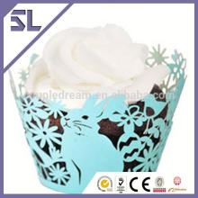 Decorative Birthday Party Cake Decorations Cupcake Liners