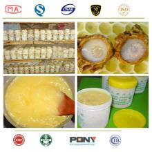 From the pure natural no antibiotics addition royal bee jelly