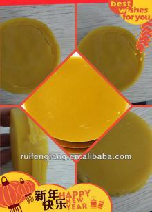 Bulk yellow pure organic beeswax