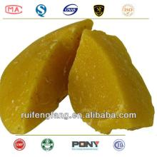 Low price high quality nature and pure beeswax,bulk beeswax from China