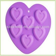 Customized made cutter Cookie silicone cake mold alibaba china cake mold silicone mold cake decorati