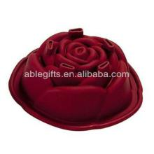 Cake Decorating Equipment China : LFGB Flower shape silicone cake decorating tools products ...
