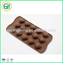 Eco-friendly taj mahal chocolate mould
