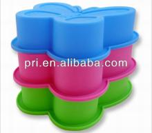 Mould Silicone Baking Cake Mold Egg Tart Mold Butterfly