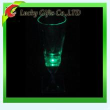 Water Activated Switch Plastic Champagne Glass Cup