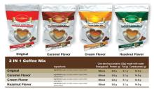 3 in 1 coffee Mix