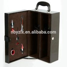 2 bottle wine gift box for champagne