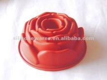 LFGB approved silicone cake decorating mould tools