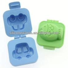 silicone animal muffin cup cake mould/animal cake decorating tools