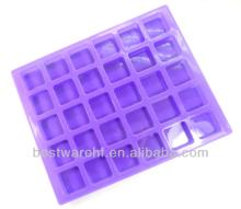 Silicone Ice Cube Trays Mold  Muffin  Candy Jelly Chocolate Maker Bar Drink Party