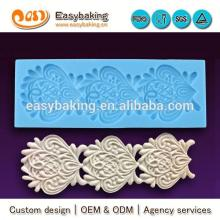 silicone lace cake border mold wholesale cake decorating