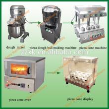 hot sale  automatic   pizza   cone   machine / cone   pizza   machine / pizza   cone  production line