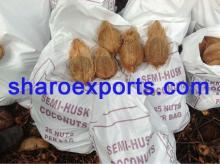 Indian Pollachi coconut