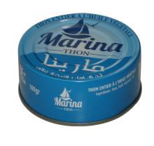 Tuna and sardines