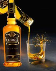 PROTOCOL - Premium Whisky