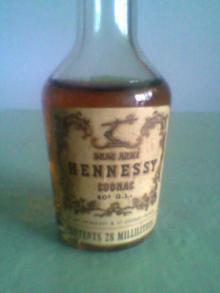 Bras Arme Hennesy Cognac