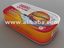 SARDINE WITH SPICY VEGETABLE OIL