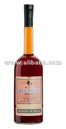 Brandy of Rioja Morillon Ecological