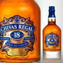 Chivas Regal 18 Year Old Blended Scotch Whisky