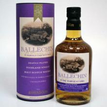 Ballechin 5th Marsala. Single Malt Whisky.