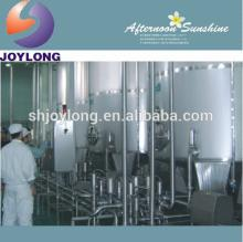 Small size complete  yoghurt   production  line factory