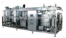Complete UHT Milk Production Plant