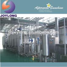 Turn-Key complete UHT  milk   production   plant