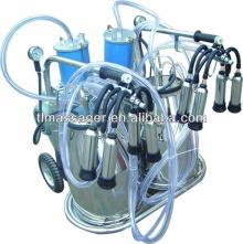 piston portable milking machine for cow