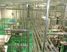 UHT milk processing plant(1T/H)