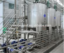 turnkey project of yogurt processing line produce various kinds of dairy products